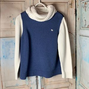 Vintage Tommy Hilfiger Crowl Neck Chunky Sweater